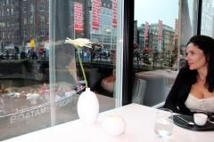 Amélie - Amsterdam - Le Bord'eau - De l'Europe