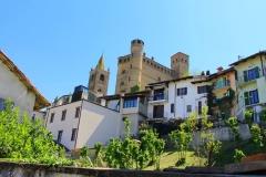 Serralunga d'Alba Château médiéval