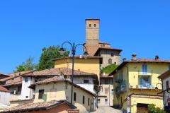 Serralunga d'Alba Village