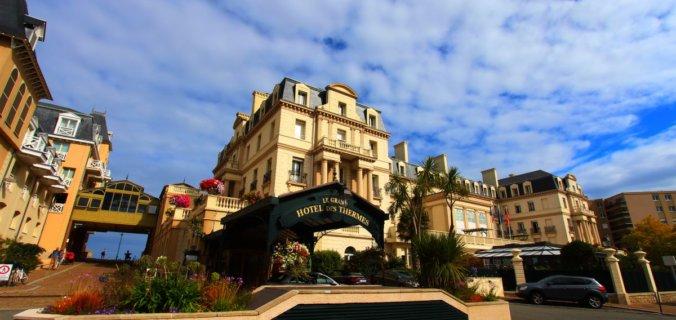 Bretagne,Saint-Malo - Le Grand Hôtel des Thermes