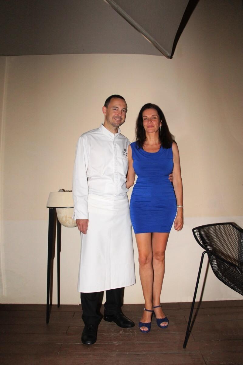 Haute-Provence, Luberon, Mane, Couvent des Minimes, Jérôme Roy, chef cuisinier, deux étoiles Michelin, Amélie.