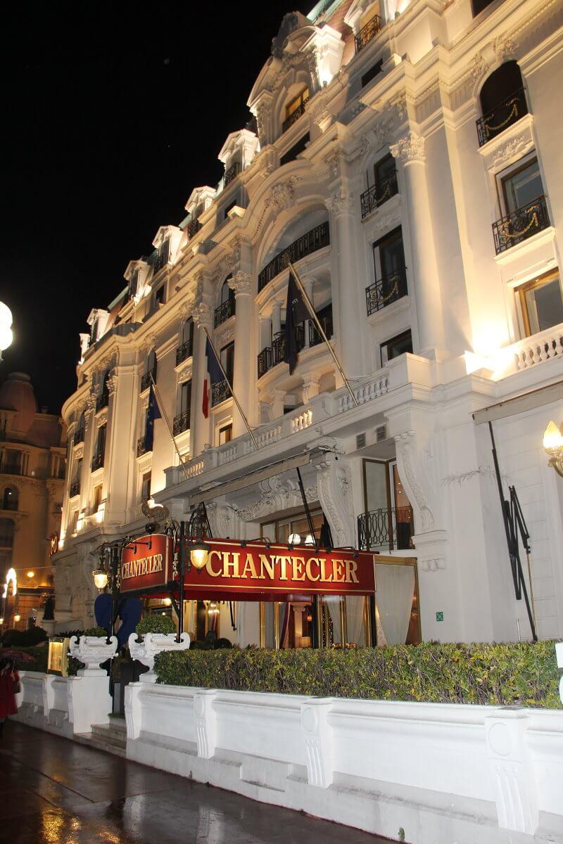 France, Côte d'Azur, French Riviera, Nice, Hôtel Negresco, le Chantecler, deux étoiles,