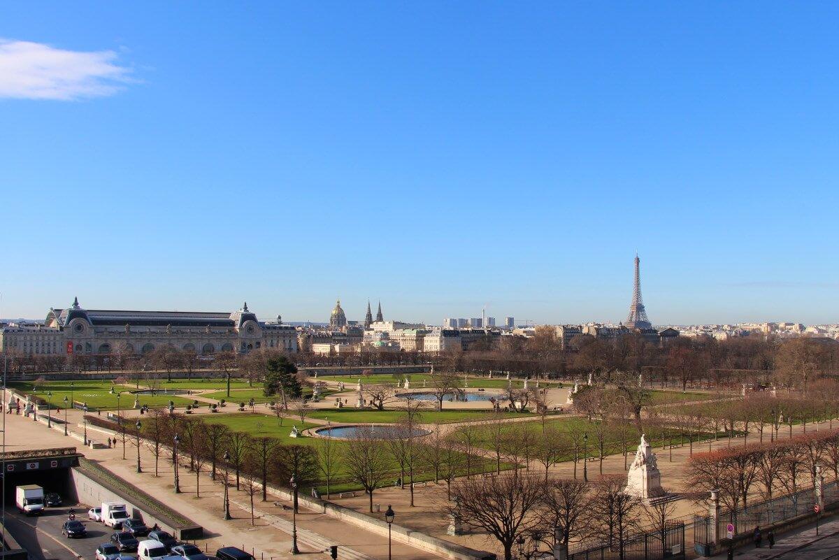 France, Paris, palace hôtel Le Régina,